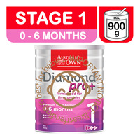 Australia's Own Diamond Infant Milk Formula - Stage 1