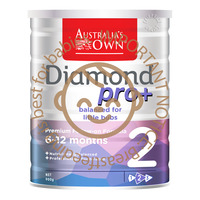 Australia's Own Diamond Pro+ Follow On Milk Formula - Stage 2