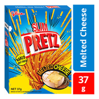 Glico Slim Pretz Biscuit Sticks - Melted Cheese