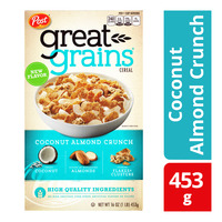 Post Great Grains Cereal - Coconut Almond Crunch