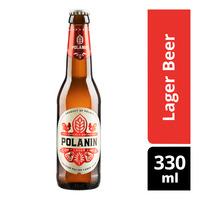 Polanin Bottle Beer - Lager