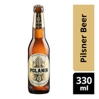 Polanin Bottle Beer - Pilsner