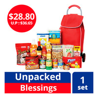 7th Month Package - Blessings (Unpacked)