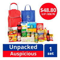 7th Month Package - Auspicious (Unpacked)