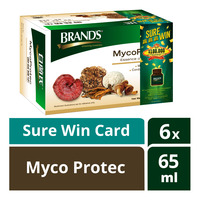 Brand's Essence of Mushroom - Myco Protec + Sure Win Card