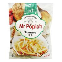 Mr Popiah Turnips