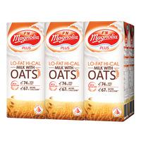 F&N Magnolia Plus Lo-Fat Hi-Cal Packet Milk - Oats