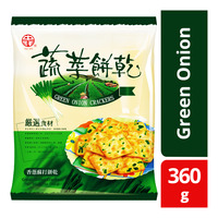 Chung Hsiang Crackers - Green Onion