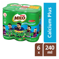 Milo Chocolate Malt Can Drink - Calcium Plus