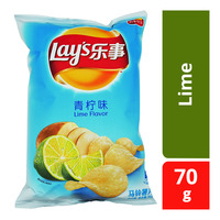 Lay's Potato Chips - Lime