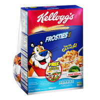 Kellogg's Cereal - Frosties + Free Limited Edition Football Bowl