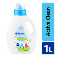 Johnson's Baby Laundry Detergent - Active Clean