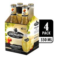 Strongbow Apple Bottle Cider - Medium Dry