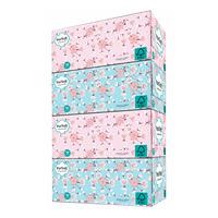 PurSoft Facial Tissue Box - Sakura (3ply)