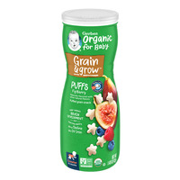 Gerber Organic Baby Puffs - Fig Berry