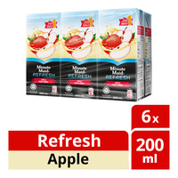 Minute Maid Refresh Packet Juice Drink - Apple