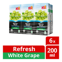 Minute Maid Refresh Packet Juice Drink - White Grape
