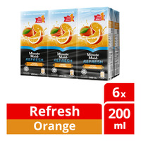 Minute Maid Refresh Packet Juice Drink - Orange