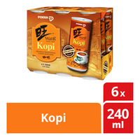 Pokka Wang Can Drink - Kopi