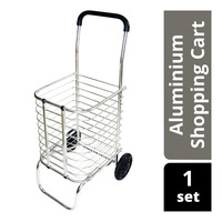 Imported Aluminium Shopping Cart