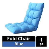 Imported Fold Chair - Blue