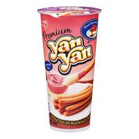 Meiji Yan Yan Stick Biscuits - Mixed Berries & Cheese