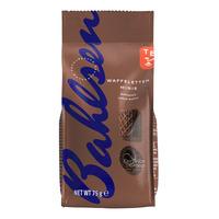 Bahlsen Waffle Minis Wafer Rolls - Dark Cocoa