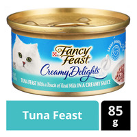 Fancy Feast Creamy Delights Cat Food - Tuna Feast