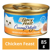 Fancy Feast Creamy Delights Cat Food - Chicken Feast