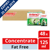 Anlene Concentrate UHT Packet Milk -FatFree&Collagen