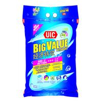 UIC Big Value Detergent Powder - Regular (Floral Fruity) +Cleaner