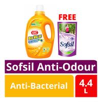 UIC Big Value Liquid Detergent - Anti-Bacterial + Sofsil