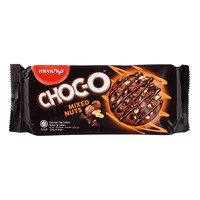 Munchy's Choc-O Chocolate Chip Cookies - Mixed Nuts