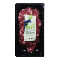 The Meat Club Premium Grass Fed Beef - Stir Fry Strips