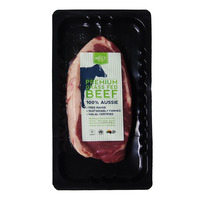 The Meat Club Premium Grass Fed Beef - Striploin Steak