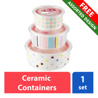 FREE Ceramic Containers