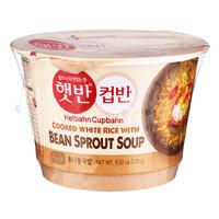 CJ Hetbahn Cupbahn Instant Rice Bowl - Bean Sprout Soup