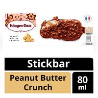 Haagen-Dazs Stickbar Ice Cream - Peanut Butter Crunch