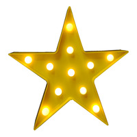 Imported LED Light - Star Shaped