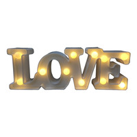 Imported LED Light - Love Shaped