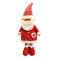 Imported Santa Doll - Extendable Legs