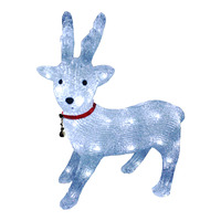 Imported Lighted Reindeer