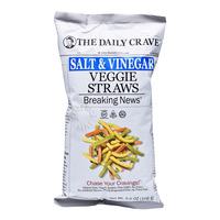 The Daily Craze Veggie Straws - Salt & VInegar