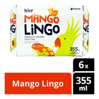 Hite Fruit Mix Can Drink - Mango Lingo