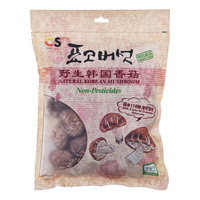 CS Organic Natural Korean Mushroom