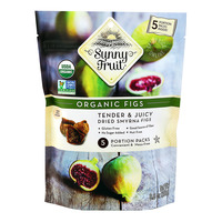 Sunny Fruit Organic Dried Fruit - Figs