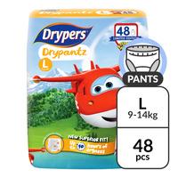 Drypers Drypantz Pants - Super Wings L (9 - 14kg)