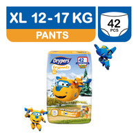 Drypers Drypantz Pants - Super Wings XL (12 - 17kg)