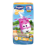 Drypers Drypantz Pants - Super Wings XXL (15 - 25kg)