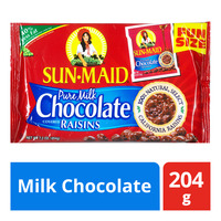 Sun-Maid Natural California Raisins - Milk Chocolate